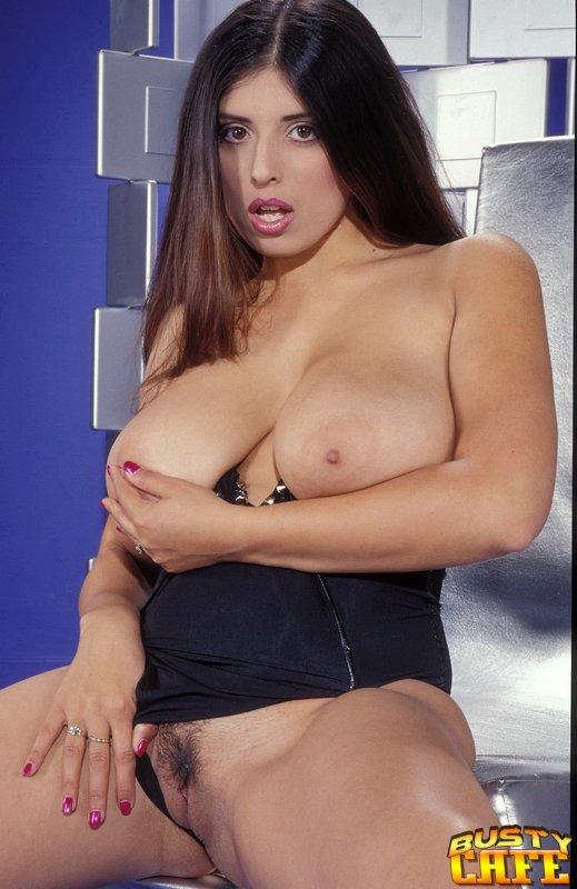Busty Cafe - Tits