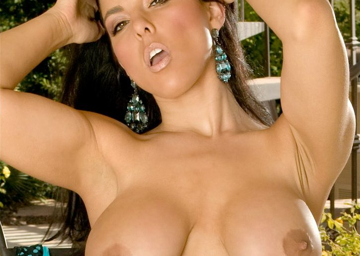 Brianna Jordan fully nude with big tits